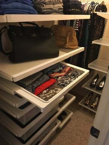 AFTER - Master Closet